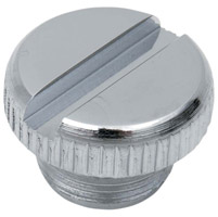 Colony Chrome Transmission Plug