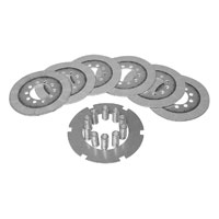 Barnett Performance Products 5-Plate Wet/Dry Clutch Kit