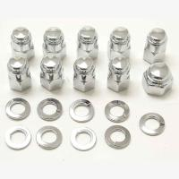 Colony Transmission Side Cover and Clutch Arm Nut Kit