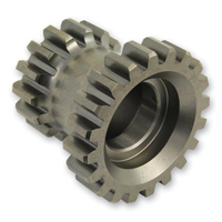V-Twin Manufacturing Mainshaft Low and 2nd Gears