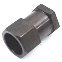 Big Twin Clutch Mainshaft Nut Clutch Side