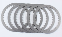 V-Twin Manufacturing Steel Clutch Plate Set