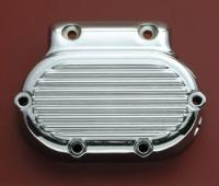 J&P Cycles® End Cover for 5-Speed Transmission
