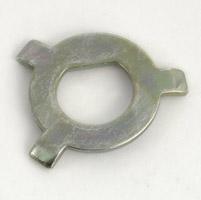 J&P Cycles® Crank Gear Nut Lock Tab