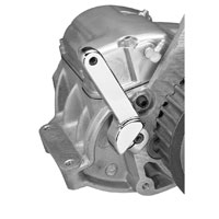 J&P Cycles® Chrome Transmission Shift Lever Cover