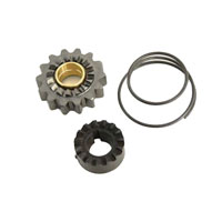 V-Twin Manufacturing Complete Kick-Starter Ratchet Gear Kit