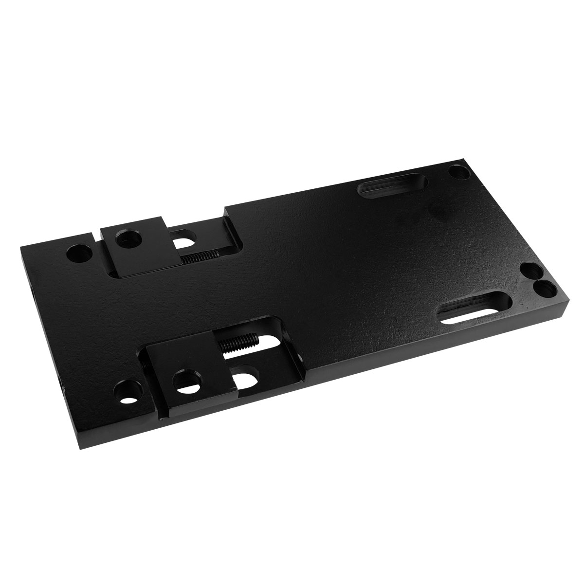 J&P Cycles® Dual-Adjuster Transmission Plate