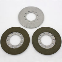 Barnett Performance Products Friction Clutch Set