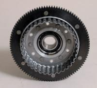 MidWest Motorcycle Supply Clutch Drum