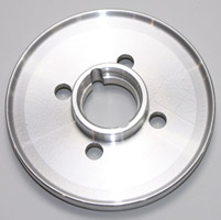 V-Twin Manufacturing Big Twin Clutch Pressure Plate