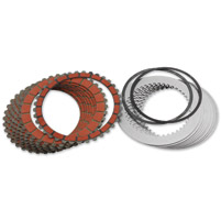 Barnett Performance Products Replacement Clutch Plate Set for Scorpion Clutch