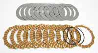 Barnett Performance Products Replacement Clutch Plate Set