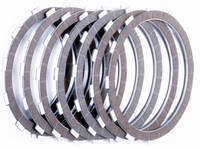 ENERGY ONE 4-Speed Sportster Clutch Friction Plate Kit