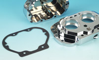 Genuine James Foamet Transmission Side Cover Gasket for Screamin' Eagle 6-Speed