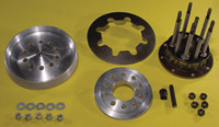 V-Twin Manufacturing Diaphgram Clutch Conversion Kit