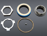V-Twin Manufacturing 4-Speed Mainshaft Spacer and Seal Kit