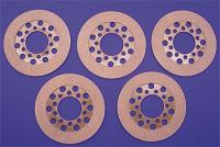 V-Twin Manufacturing Police Service Clutch Set