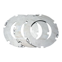 Alto Steel Clutch Plates with Anti-Rattlers