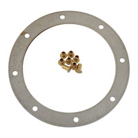 Alto Backing Plate with Rivets