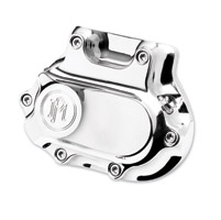 Performance Machine Smooth Hydraulic Clutch Release Cover Chrome
