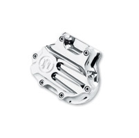 Performance Machine Contour Polished Fluted Hydraulic Clutch Slave Housing