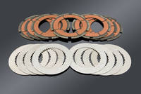 Barnett Performance Products Replacement Clutch Kit for Rivera Primo Pro Clutch
