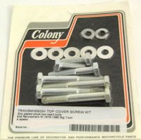 Colony Transmission Top Cover Zinc Screw Set