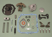 V-Twin Manufacturing Shifter Top Hardware Kit