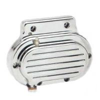 Mid-USA Hydraulic Transmissiom End Cover for 5-Speed Big Twins