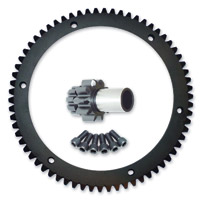 Evolution Industries 66-Tooth Ring Gear Conversion Kit