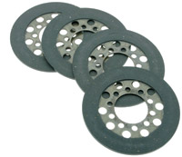 Big Twin Clutch Set of Lined Clutch Discs