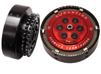 Evolution Industries Powerdrive Complete One-Piece Billet Clutch Basket with Diamond Terminator Stage 1 Clutch Kit
