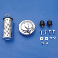 V-Twin Manufacturing Oil Tank Accessories Kit