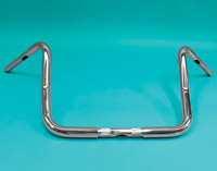 KST Kustoms 1-1/4″ Stainless Steel Six Bend Kicker Handlebars