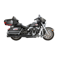 Vance & Hines 2 Into 1 Pro Pipe Exhaust Black