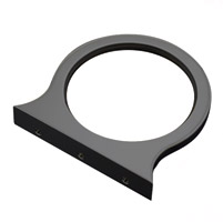 Yankee Engineuity Single Black Top Gauge Mount