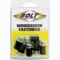 Bolt Motorcycle Hardware Windscreen Fasteners