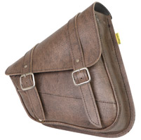 Willie & Max Vintage Brown Swingarm Bag