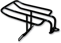 Rear Fender Gloss Black Luggage Rack