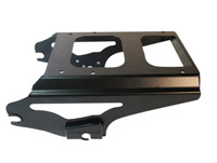 Motherwell Gloss Black Non-Locking 2-Up Detachable Tour-Pak Mounting Rack