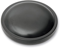 Black Original Style Non-Vented Gas Cap