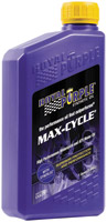 Royal Purple Max Cycle Synthetic 10W40 Motor Oil