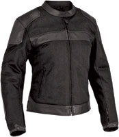 River Road Women's Pecos Leather/Mesh Jacket