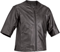 River Road Men's Leather Shirt