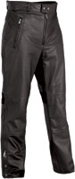 River Road Men's Bravado Leather Overpants