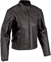 River Road Women's Leather Race Vented Jackets