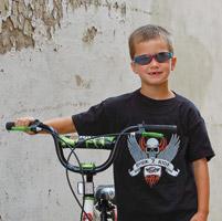 J&P Cycles® Kids J&P Born To Ride T-Shirt