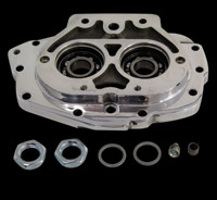 V-Twin Manufacturing 5-Speed Billet Transmission Door