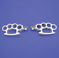 Knuckle Footpeg Set