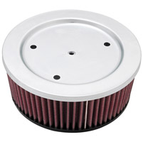 K&N High-Flow Conical Replacement Air Filter for Evolution Models